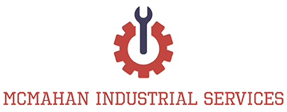 McMahan Industrial Service logo and wording