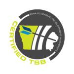 Targeted Small Business Program of Iowa logo